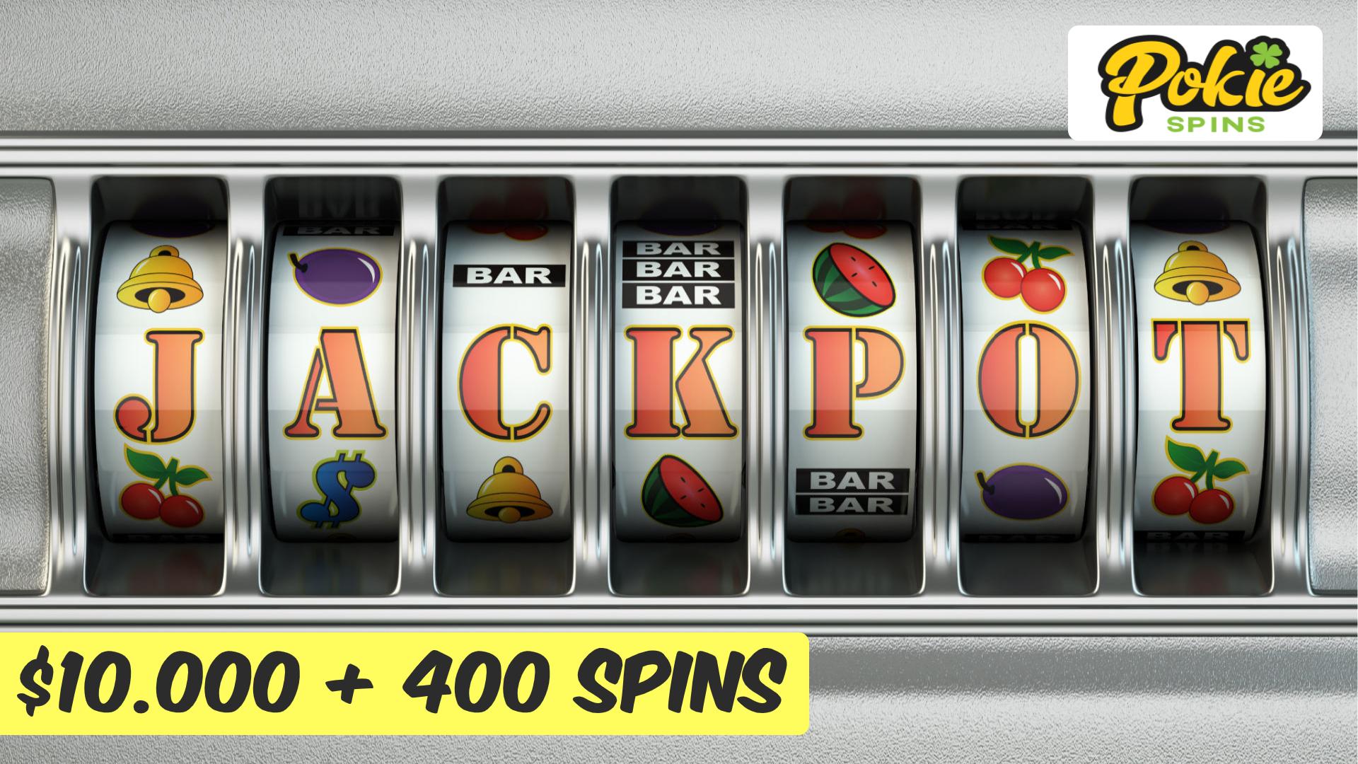 400 Bonus Online Casino